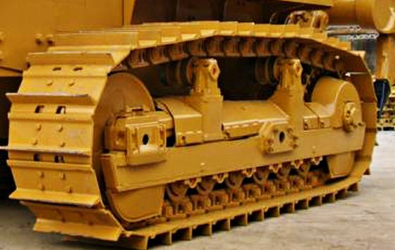 Heavy Equipment Undercarriage Repair Services & Supply